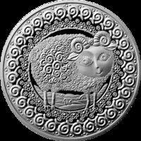 Овен 1 рубль 2009